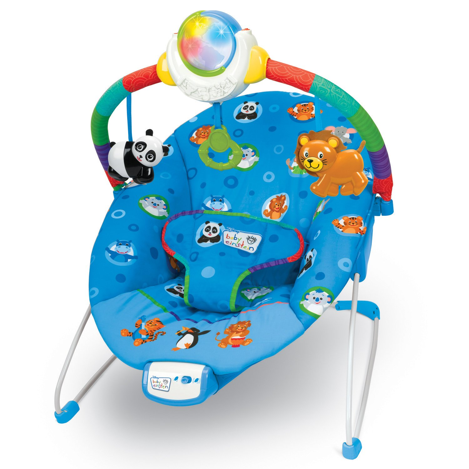 Amazon.com  Baby Einstein Around The World Cradling Bouncer (Discontinued by Manufacturer)  Infant Bouncers And Rockers  Baby  sc 1 st  Amazon.com & Amazon.com : Baby Einstein Around The World Cradling Bouncer ...