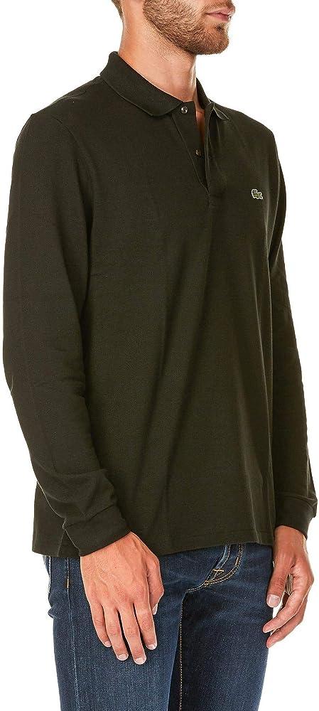 Lacoste Luxury Fashion Hombre L1312031 Verde Polo | Primavera ...