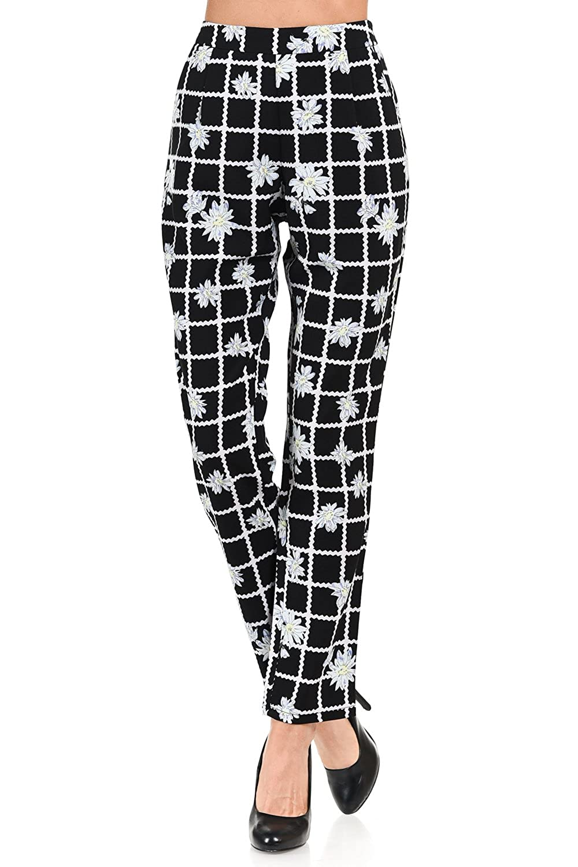 VIRGIN ONLY Womens Summer Casual Pants PTGRP/_1