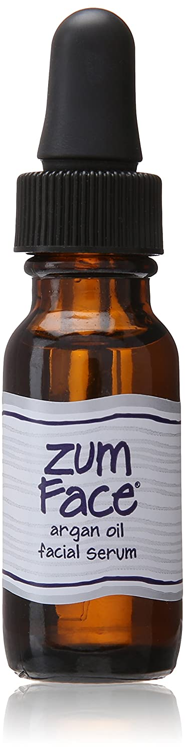 Indigo Wild Zum Face Argan Oil Facial Serum 0.5 Fluid Ounces