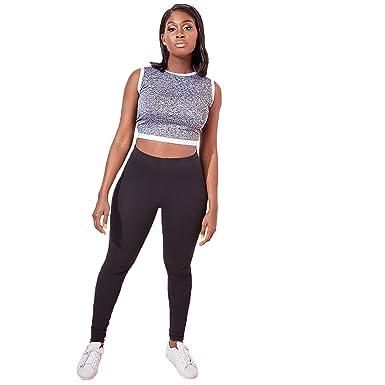 e57b782c6e Rebdolls Women s Casual High Waisted Basic Black Leggings Plus Sizes at Amazon  Women s Clothing store