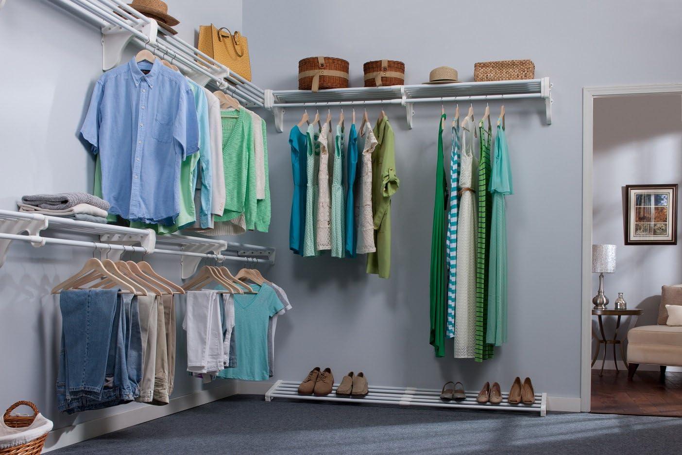 Walk in Closet Organizer Systems