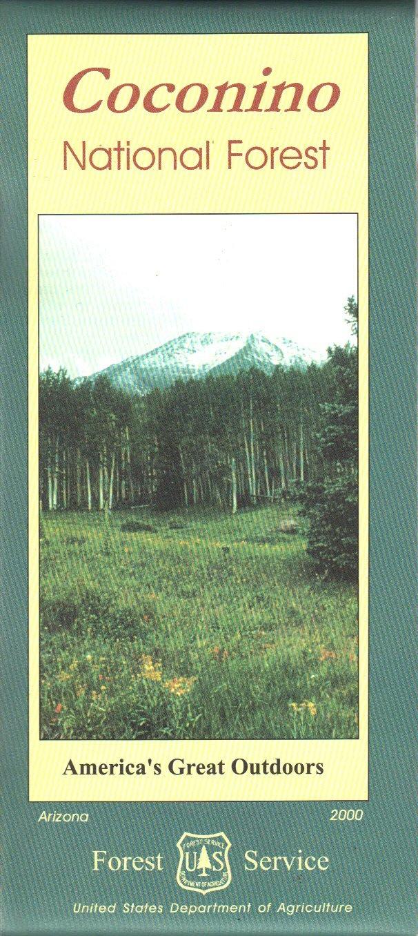 Read Online Coconino National Forest, Arizona pdf epub