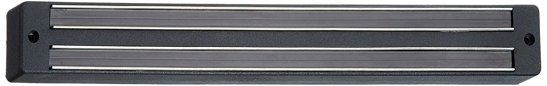 WaldMann 76755 - Barra magnetica per coltelli, colore: Nero, 34 cm