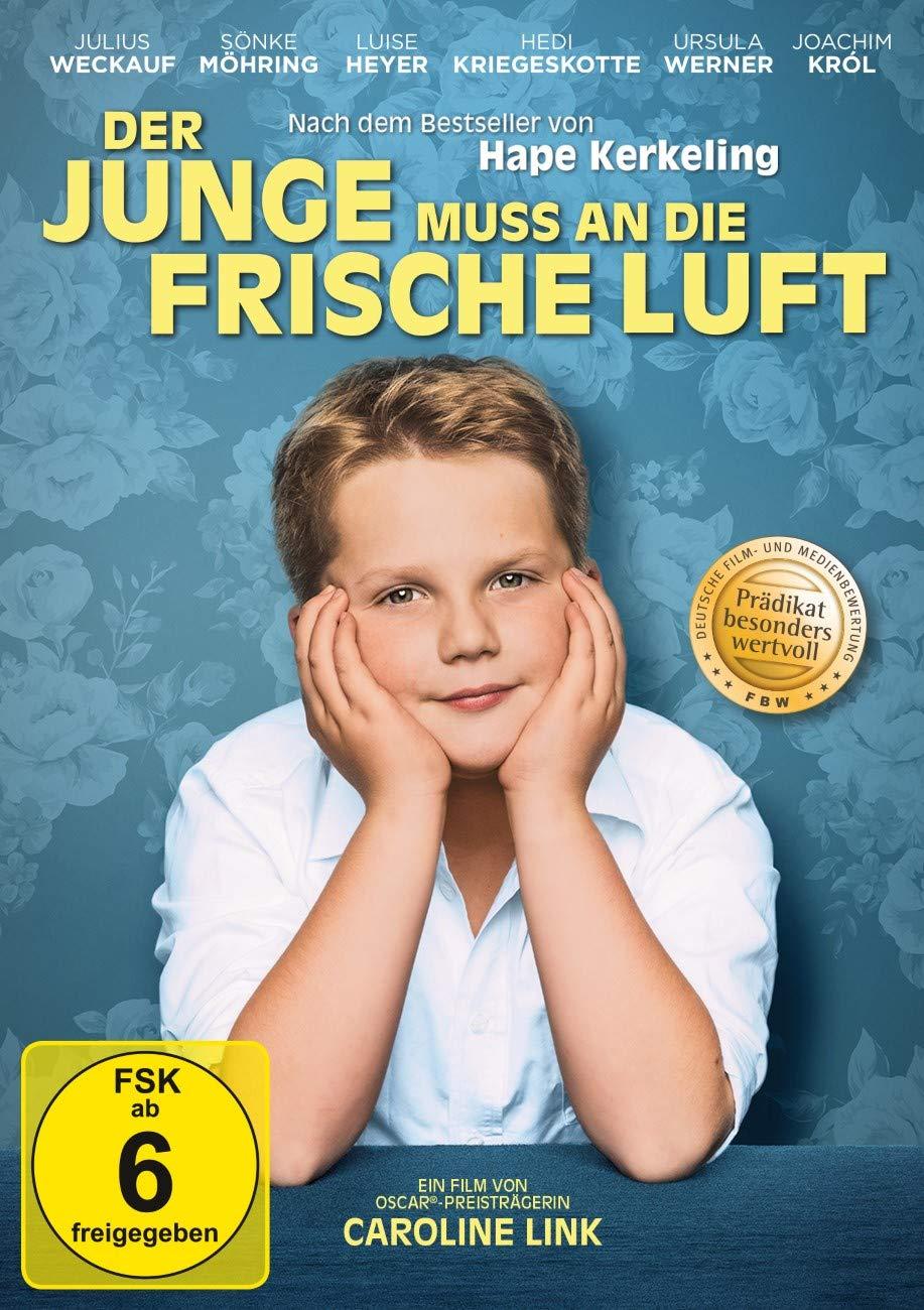 Der Junge muss an die frische Luft: Amazon.de: Julius Weckauf ...