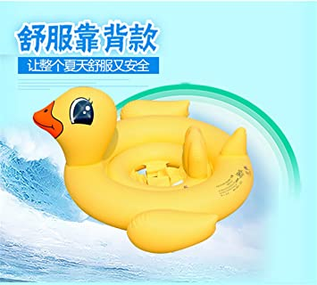 Bebé de natación Ring inflable asiento Dount Flamingo Cisne flotador piscina bebé agua de verano divertido juguete Piscina nadando en la Piscina 4 patrón: ...