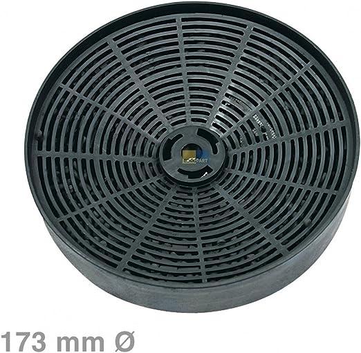 daniplus 5029090900 - Filtro de carbón para campana extractora AEG Electrolux Turboair tipo A: Amazon.es: Hogar