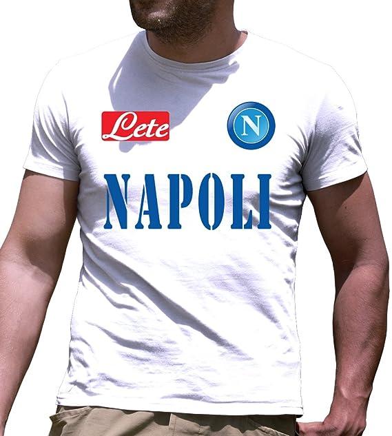 Maglia Home Napoli personalizzata