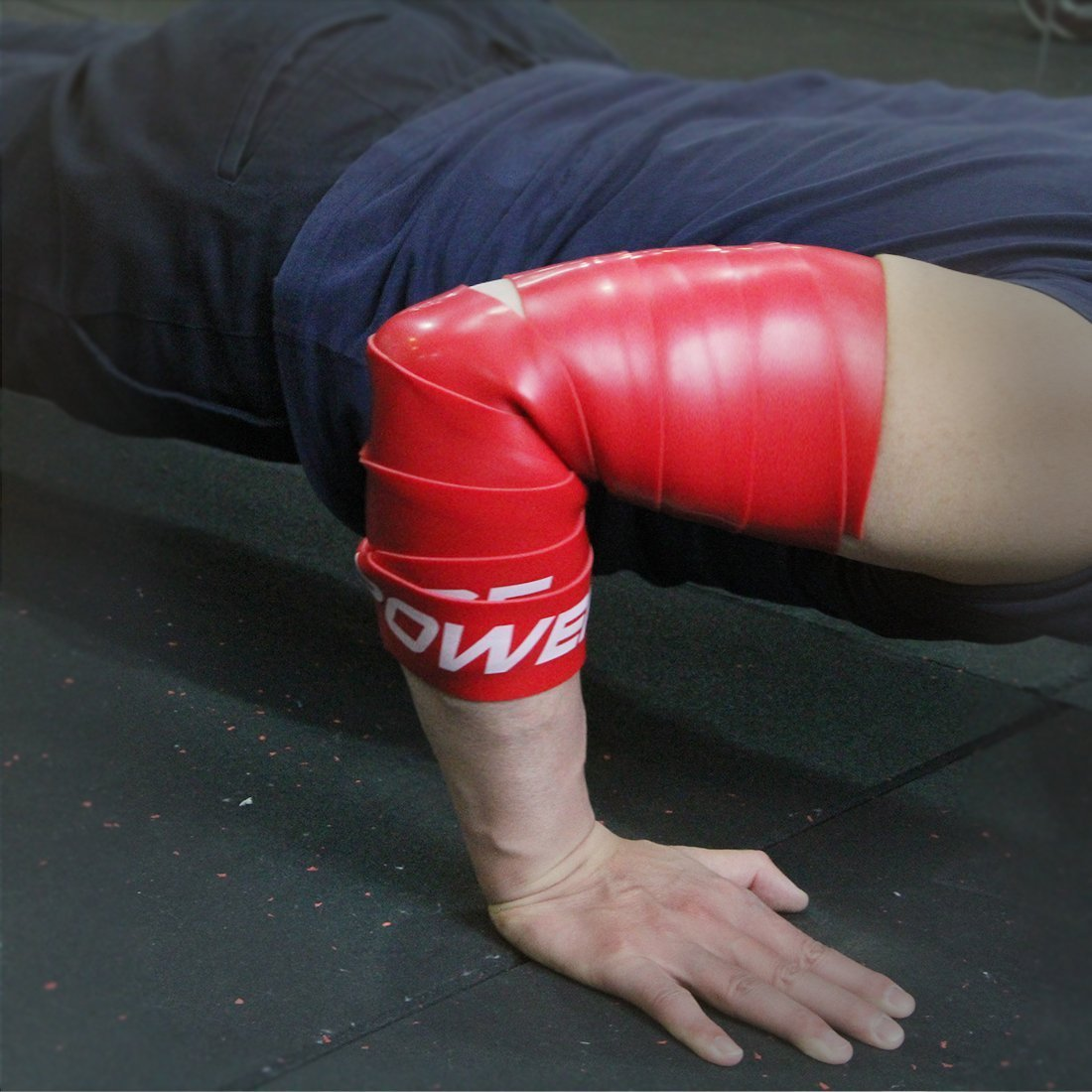 POWER GUIDANCE Floss Bands Pack 2 Bande dactivation de la circulation bande de compression et de r/ésistance pour le renforcement des muscles et des articulations dans diff/érentes force