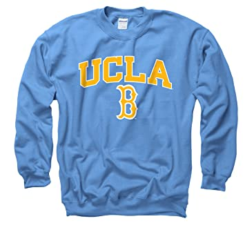 Amazon.com : UCLA Bruins Adult Arch & Logo Gameday Crewneck ...