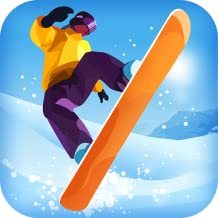 Snowboard Crazy Race