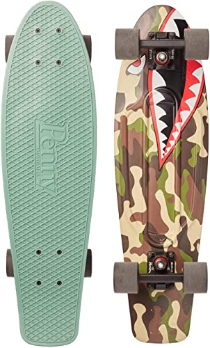 Penny 27 Cruiser Skateboard – Sharkbomber 27