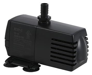 Amazon Com Ecoplus 160 Gph 605 Lph 10 5w Submersible Water Pump