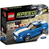LEGO Speed Champions - Coche Ford Mustang GT (75871)