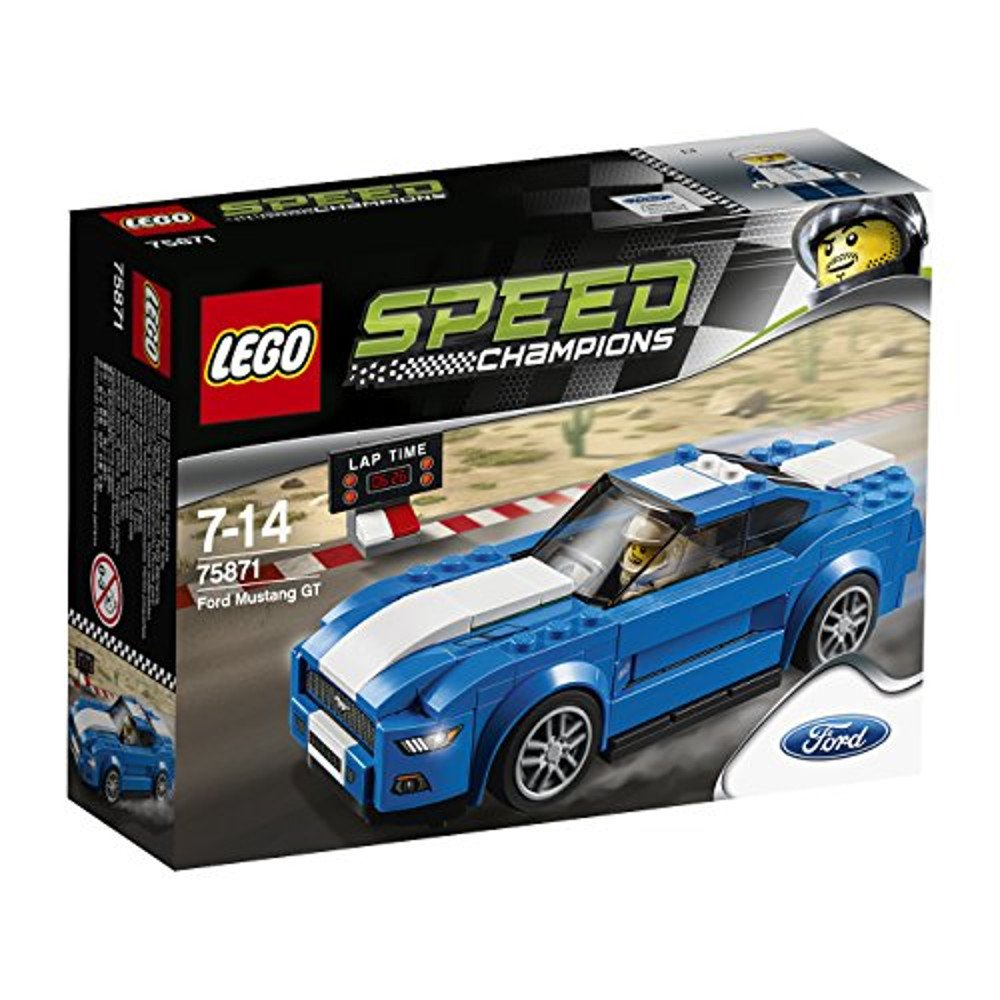 Lego speed champions ford mustang gt 75871