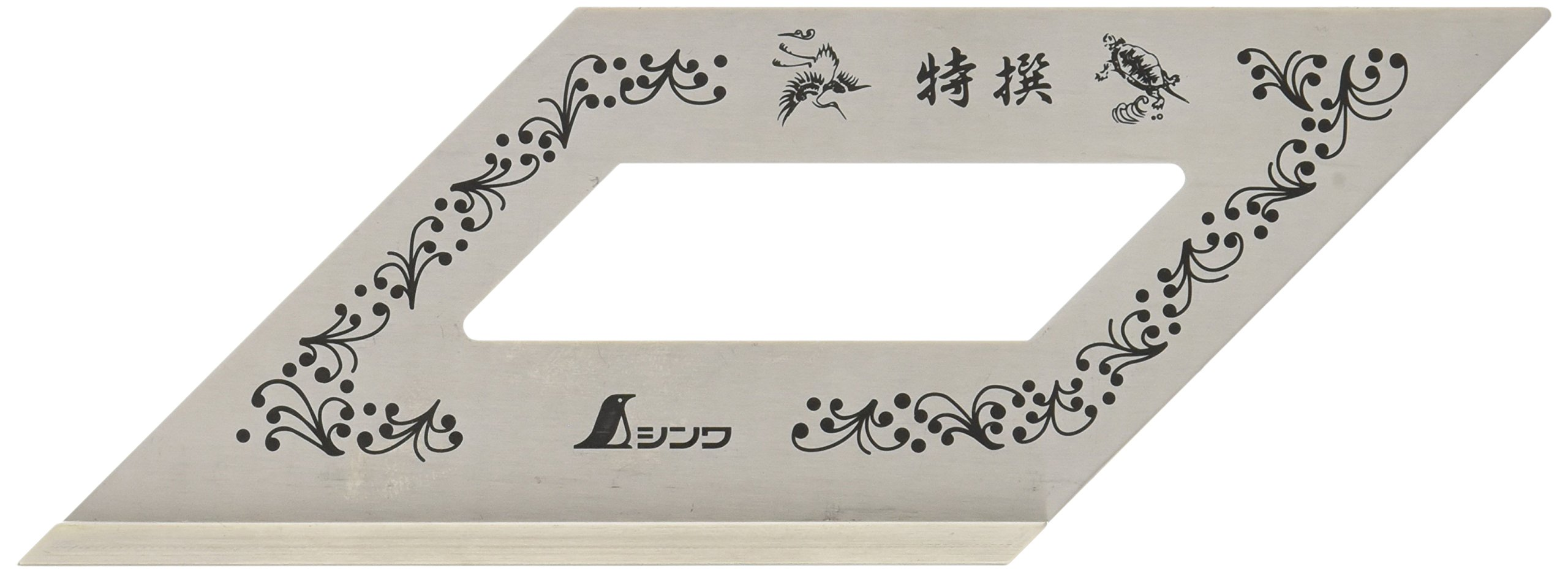 Shinwa 62103 Japanese Mitre Square
