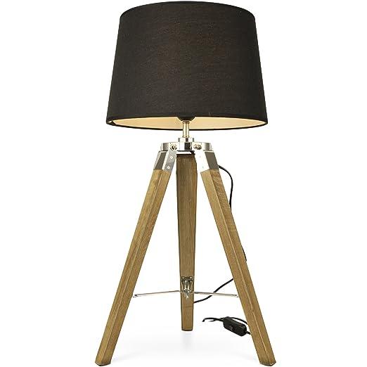 Mojo® Mesa Proyección Tripod Trípode Vintage Lounge Diseño Altura ...