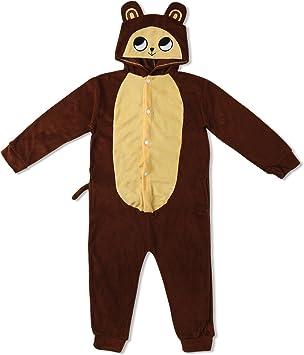 Katara- Kigurumi Pijama para Niños Traje Disfraz Animal, Color ...