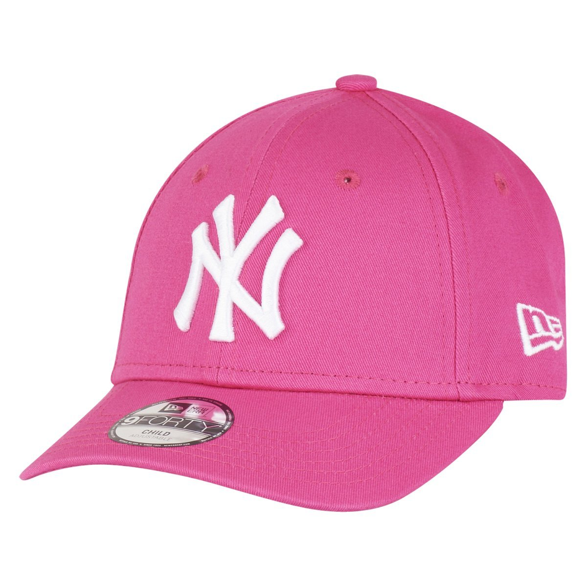 4a5dad78cdc1d New Era New York Yankees Strapback Cap 9forty Kappe Basecap Child Youth  Adjustable - The Hip Hop Collection Shop