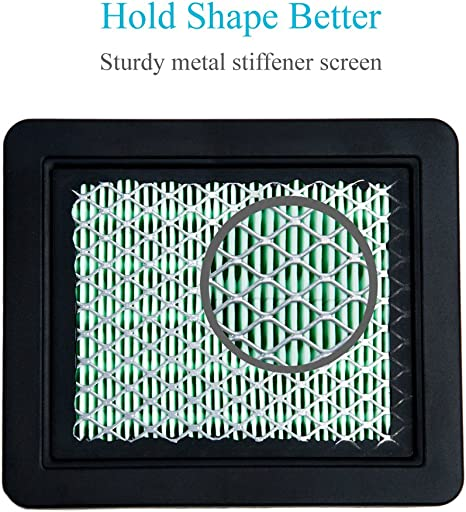 Amazon.com: hoodell 5-Pack 17211-ZL8 – 023 Filtro de aire ...