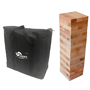 Giant Tumbling Timber with Carrying Case