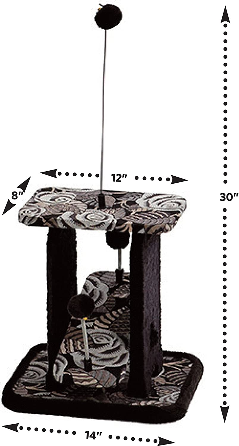 """MidWest Homes for Pets Cat Tree 