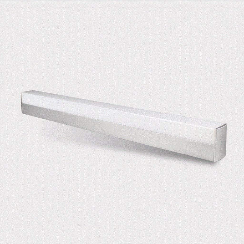 Fenciayao LEDミラーシンプルでモダンなバスルームウォールランプミラーキャビネットミラーランプバスルームアクセサリー (Color : Warm W, サイズ : 20w90cm) 20w90cm Warm W B07QPLJFB6