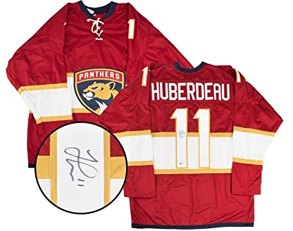 buy popular daefb 47533 Jonathan Huberdeau Autographed Signed Florida Panthers ...