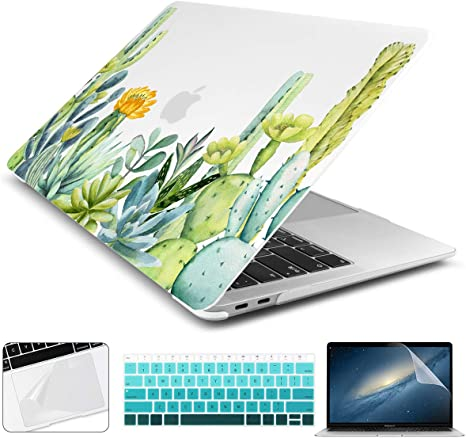 """NEW US Green Keyboard Skin Cover Protector for Apple Macbook Air 13/"""" 13.3/"""""""