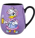 Disney Parks Daisy Duck Mornings Ceramic Mug