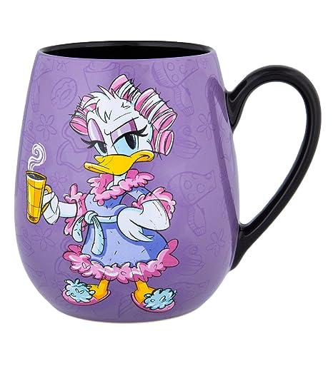 Disney Parks Mornings Duck Mug Daisy Ceramic m8NwP0nOyv