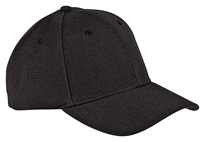 Amazon.com  ECON HEMP BASEBALL CAP (BLACK) (OS)  Clothing 7797a52f751