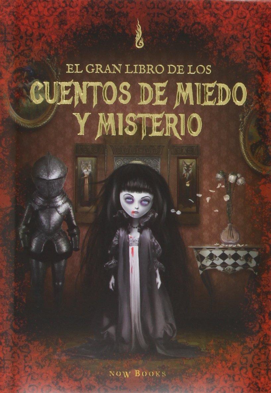 El gran libro de los cuentos de miedo y misterio Grandes libros de cuentos: Amazon.es: Carme Tierz Gracià: Libros