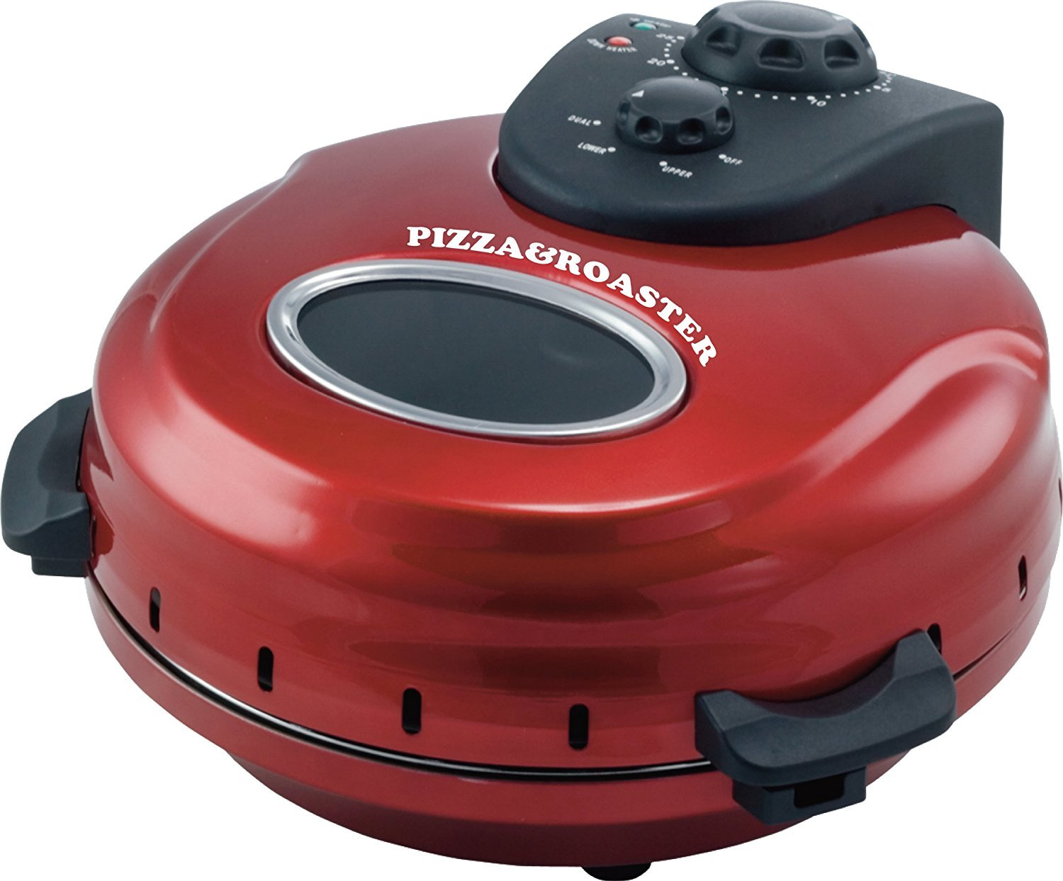 FUKAI Rotary Pizza Roaster Timer Oven Cookware FPM-220