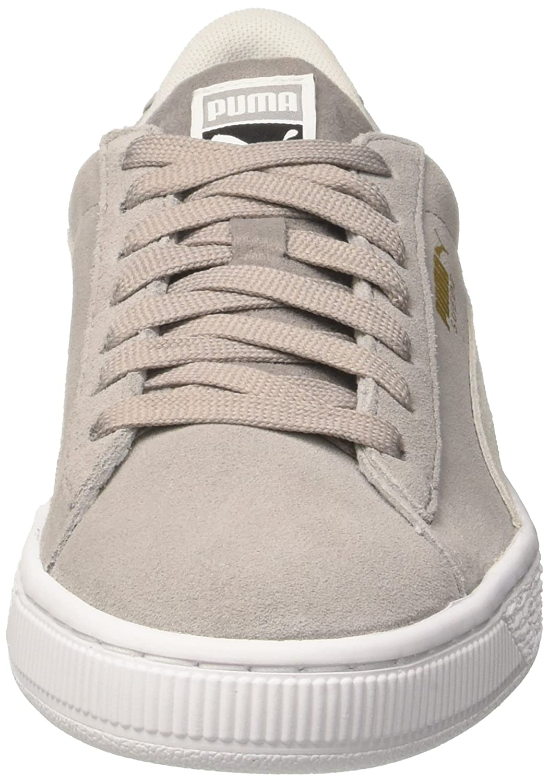 PUMA »Suede Classic Jr« Sneaker, grau, grau