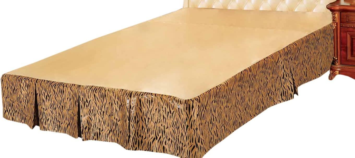 Tache Home Fashion BSK-6182LS Bed Skirt, Twin