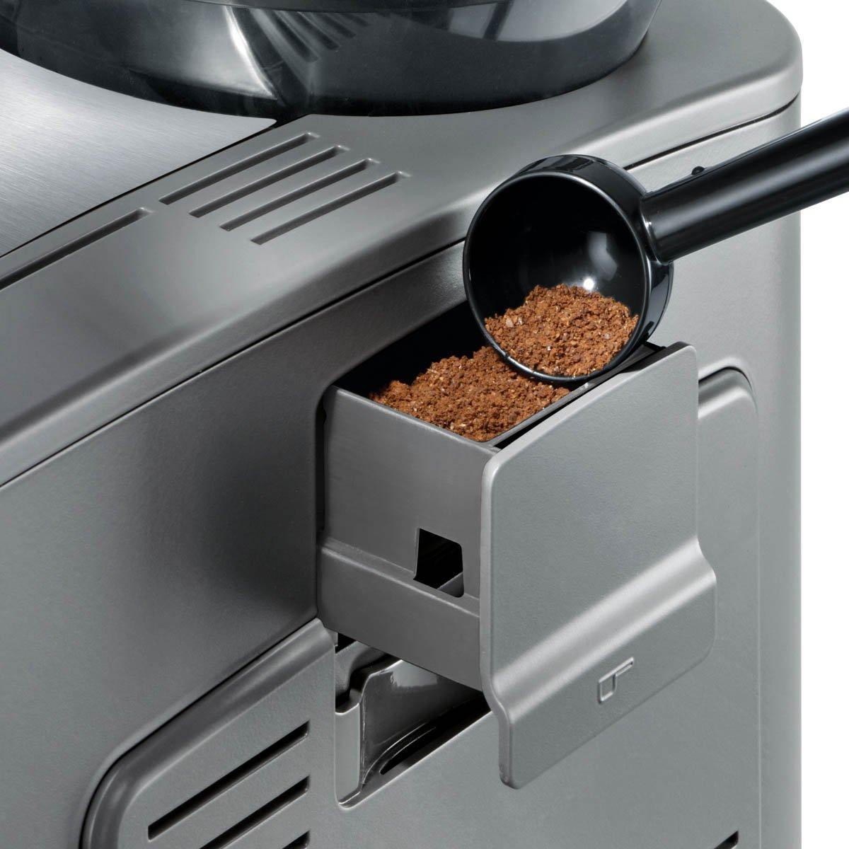 Siemens TE613501DE Independiente Totalmente automática - Cafetera (Independiente, Cafetera combinada, 1,7 L, Molinillo integrado, 1500 W, Negro, ...