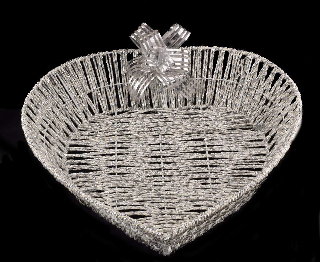 Les c/él/ébrations Corbeille /à Drag/ées Panier Cadeaux Mariage Henn/é C/ér/émonie Bapt/ême