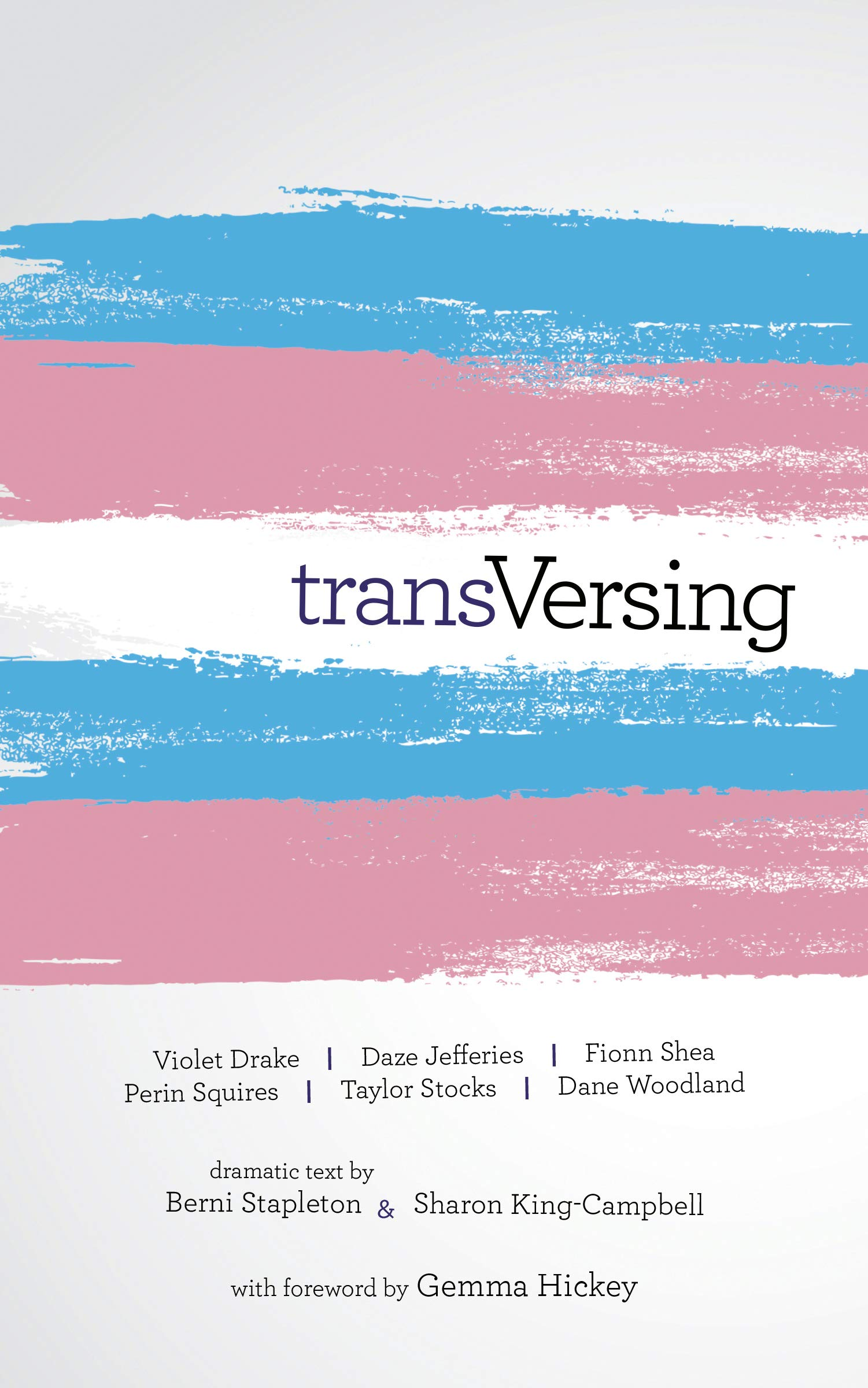 TransVersing  Stories By Today's Trans Youth  English Edition