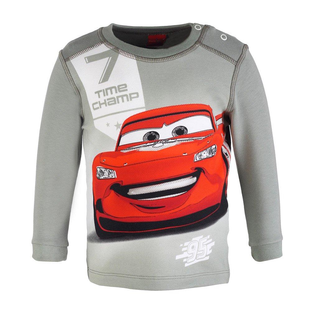 Disney Felpa Bimbo Disney-Cars 99004 (Grün 529) 12 Mesi