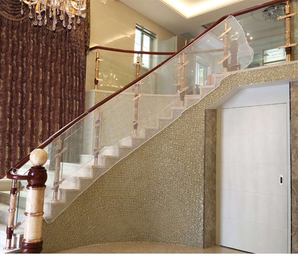 Amknn children safety banister stair mesh net baby fall protection safety net durable - Hackett london head office ...