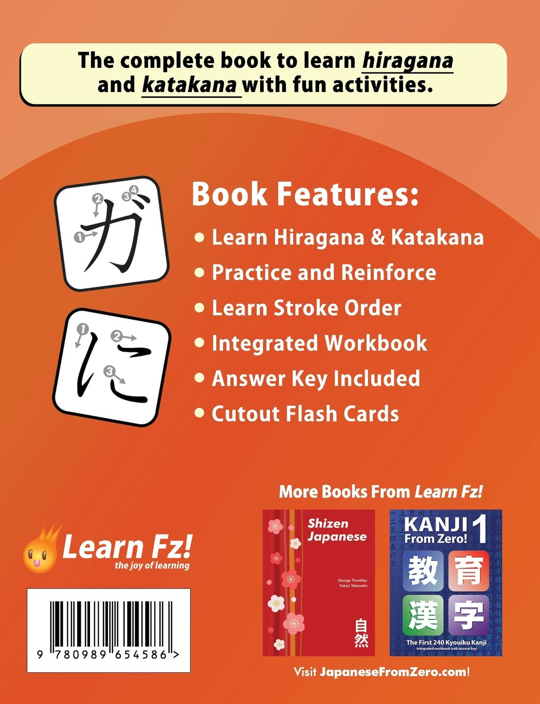 Japanese From Zero Book