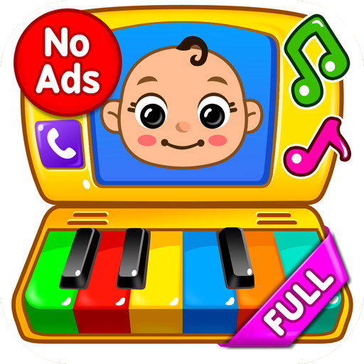 Baby Games - Nursery Rhymes, Baby Piano, Baby Phone, First Words For Babies & Kids -