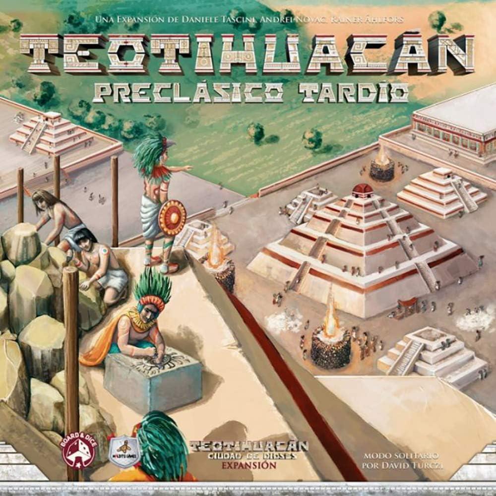 Maldito Games TEOTIHUACAN - PRECLASICO TARDIO: Amazon.es: Juguetes ...