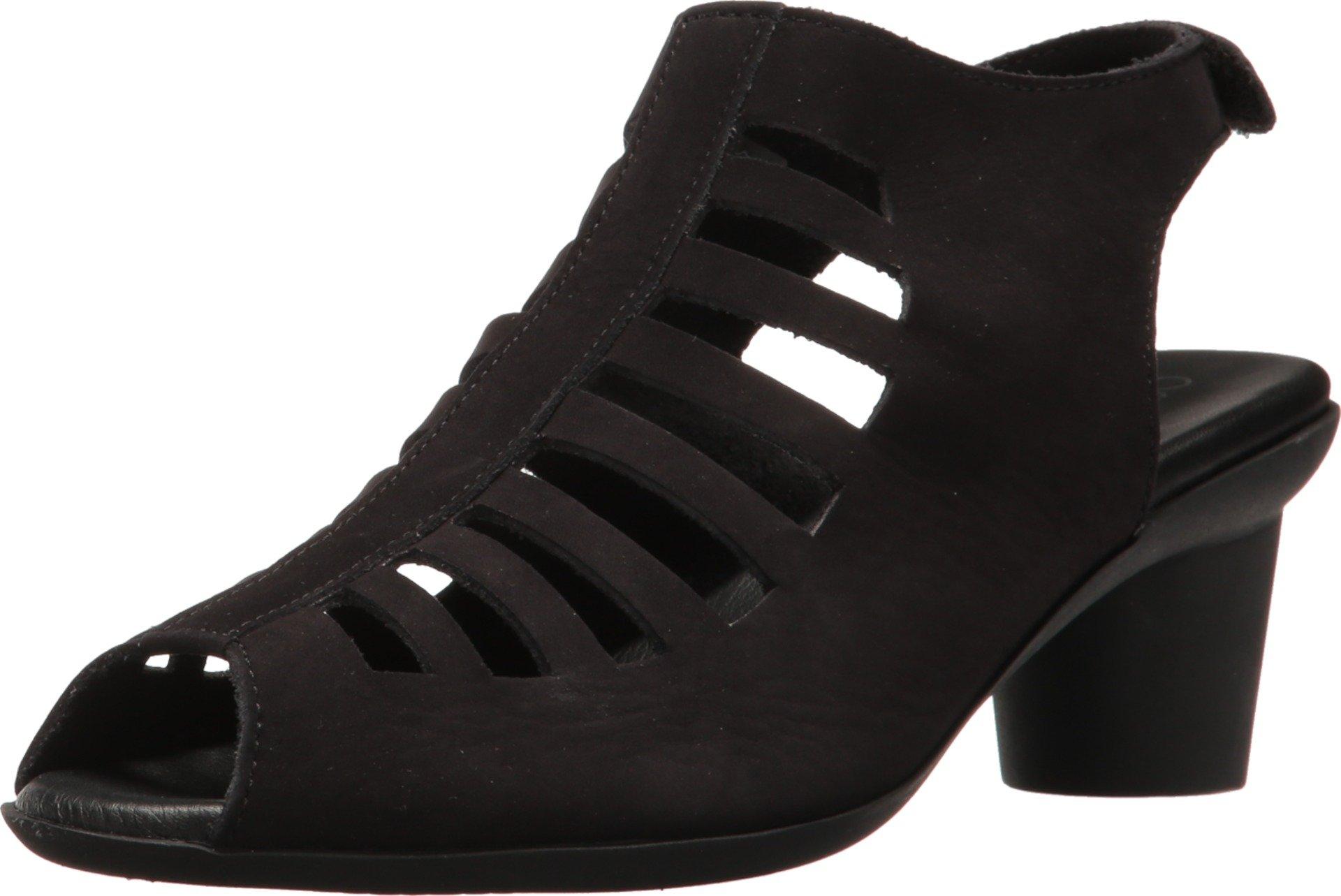 Arche Women's Elexor Noir Nubuck Shoe Size 40 M