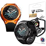 For Casio WSD - F10 / F20 Outdoor Watch Screen Protector (2 Units) Invisible Ultra HD Clear Film Anti Scratch Skin Guard - Smooth / Self-Healing / Bubble -Free By IPG