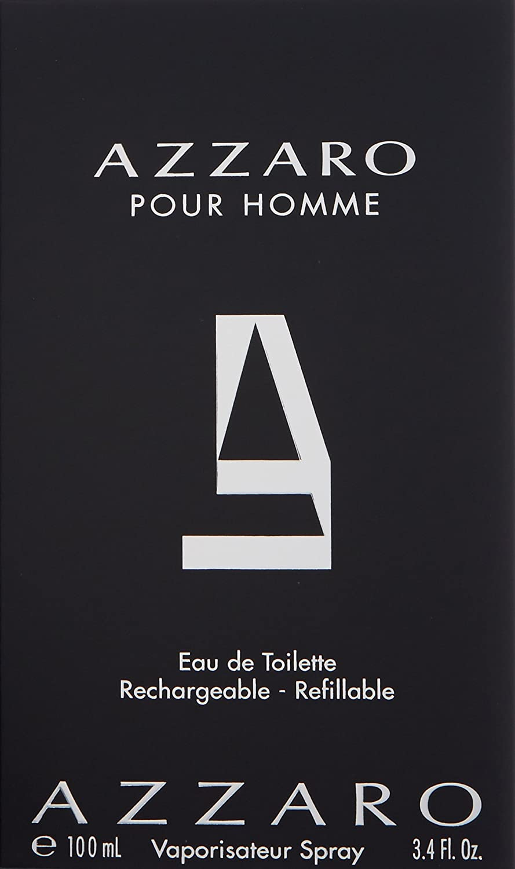 47e52d62e Amazon.com  Azzaro Pour Homme by Loris Azzaro 6.8 oz Eau de Toilette Spray   Loris Azzaro  Luxury Beauty