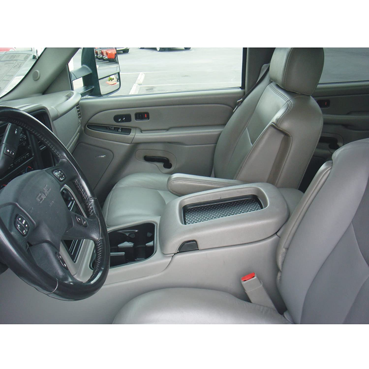 Amazon console vault chevrolet silverado floor console 2003 amazon console vault chevrolet silverado floor console 2003 2006 1002 massive 12 gauge cold rolled plate steel welded tab and notch seams sciox Image collections