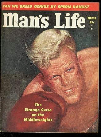 MANS LIFE-3/53-STALINS MEDICAL EXPERIMENTS-BOXING-PULP FN+ at ...