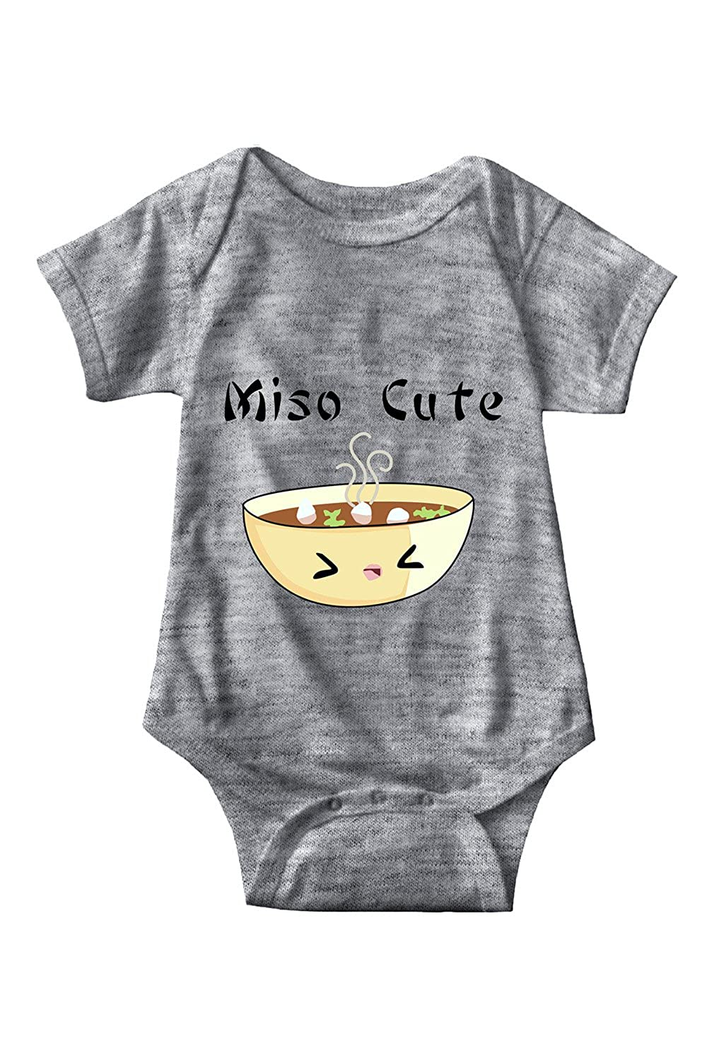 0b4f0e78f9 Amazon.com: Sarcastic ME Miso Cute Unisex Infant Onesie Funny Hilarious Baby  Gift: Clothing